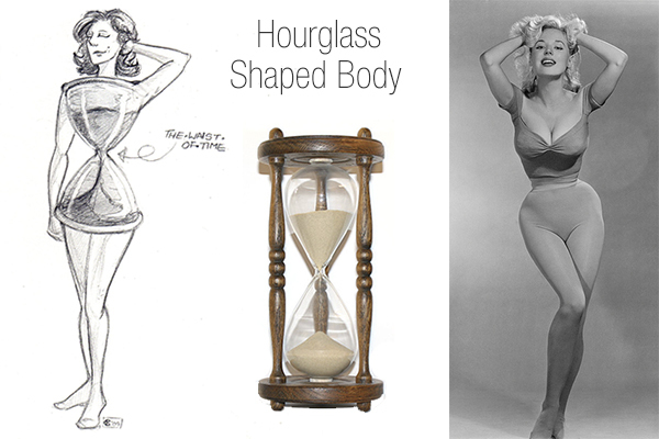 Hourglass-Shaped-Body