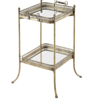 Mindy Brownes Tina Table Square